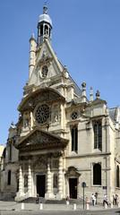 Paris-Eglise Saint Etienne du Mont