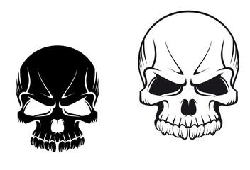 Skulls tattoos