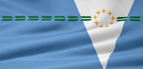 Flagge der Provinz Formosa - Argentinien
