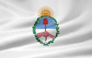Flagge der Provinz Jujuy - Argentinien