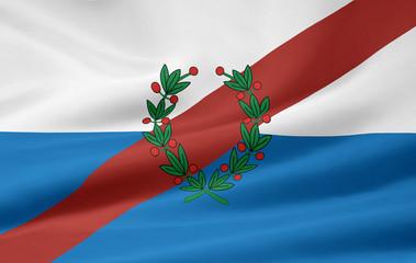 Flagge der Provinz La Rioja - Argentinien