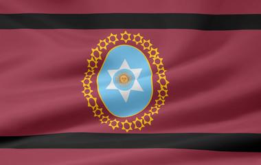 Flagge der Provinz Salta - Argentinien