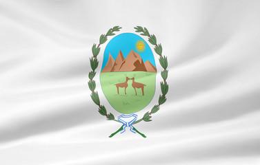 Flagge der Provinz San Luis - Argentinien