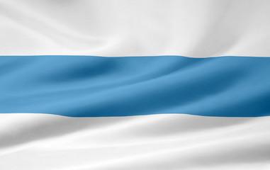Flagge der Provinz Tucuman - Argentinien