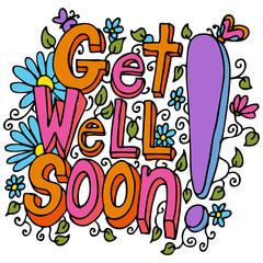 Get Well Soon Message