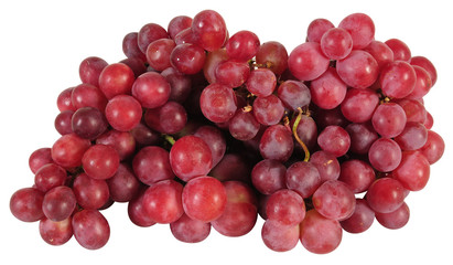 Grapes. Isolated