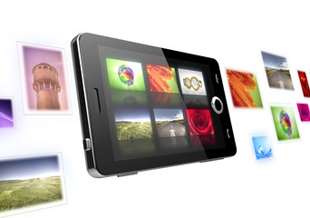 Mobile phone multimedia features
