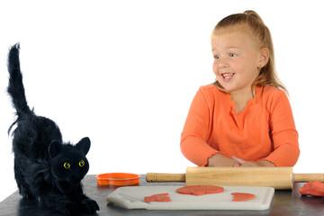 Black Cat Scare