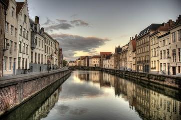 Wall Murals Bridges Travel in Brugge