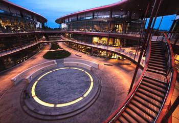 Stanford Clark Center