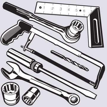 Hand Tools and Sockets