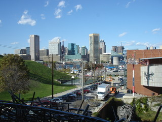 Baltimore's Federal Hill and Inner Harbor 2