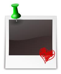 Polaroid Liebe