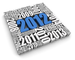The Year 2012 AD