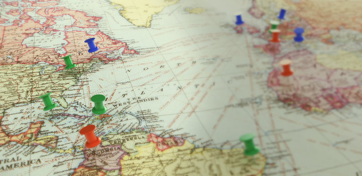 Anqtiq world map