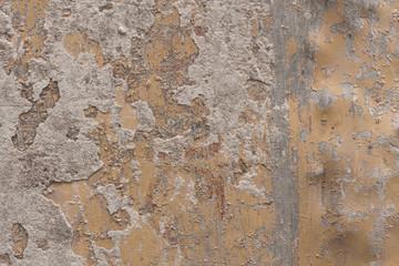 Fotobehang Oude vuile getextureerde muur rusty metal texture - grunge old texture metallic