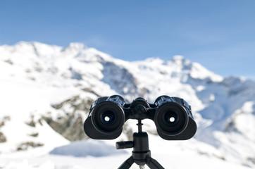 Den Gipfel im Blick