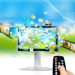 Television streaming