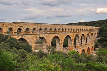 Pont Du Gard Provence Südfrankreich