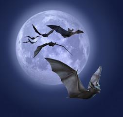 Moonlight Bats