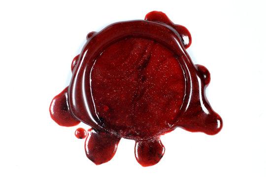 Sealing wax seal