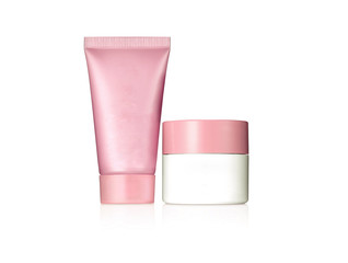 Cosmetic products, with no brand,