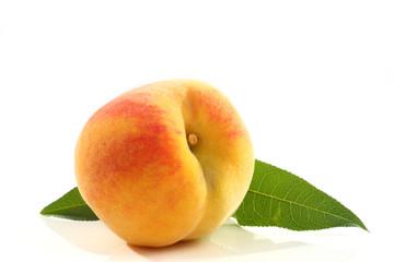 single peach