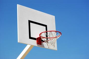 Basketball panel