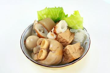 郷土料理の沖縄おでん