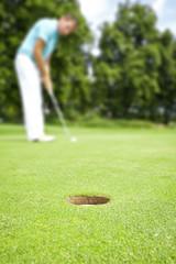 golf player