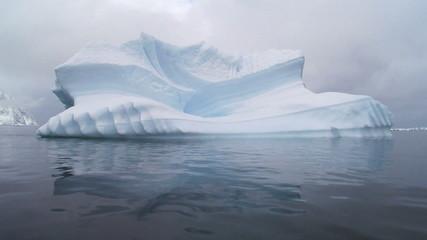 Wall Mural - iceberg in antarctica