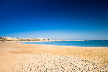 Apartments on the coast (Red Sea)