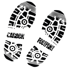 carbon foot imprints
