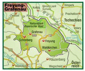 Landkreis Freyung-Grafenau Variante5