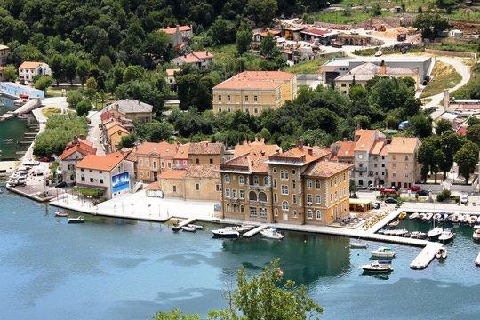 Hafenverwaltung (Bakar/Kroatien)