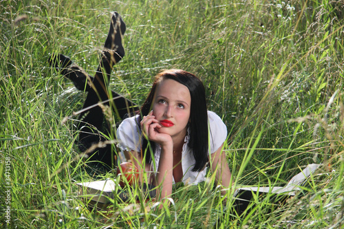 Норка в цвете соболь