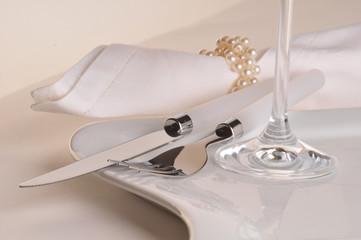 Obraz Zastawa stołowa - fototapety do salonu