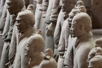 Tuinposter Xian Armée de terre cuite, Chine 11