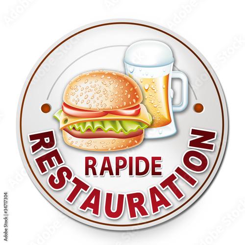 Agent Restauration Rapide