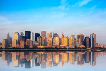 Wall Mural - New York skyline