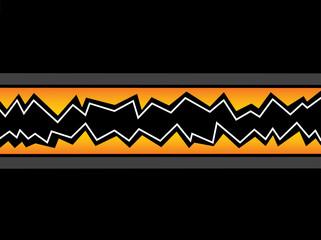 zig zag background