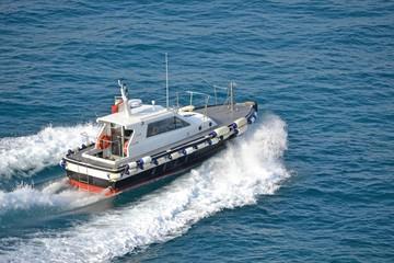 Barca pilota