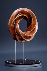 Sculpture moderne