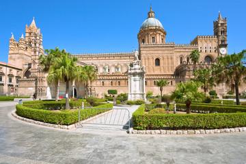 Zelfklevend Fotobehang Palermo Cathedral of Palermo, Sicily
