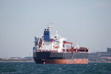 Tankschiff - Erdölexport