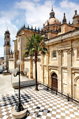 Kathedrale von Jerez de la Frontera, Spanien