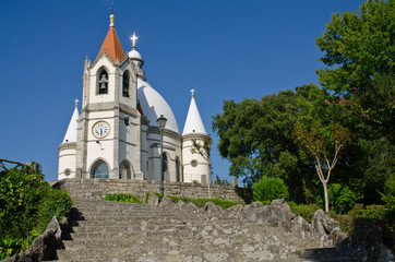 Sameiro santuary