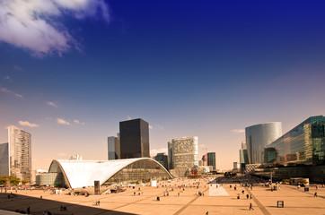 France, paris-New Paris- la defense