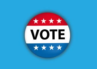 Election - vote button