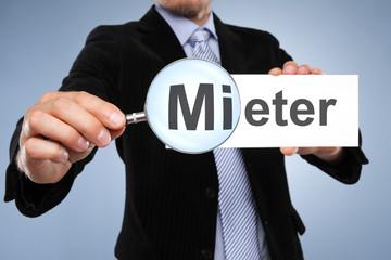 Mieter